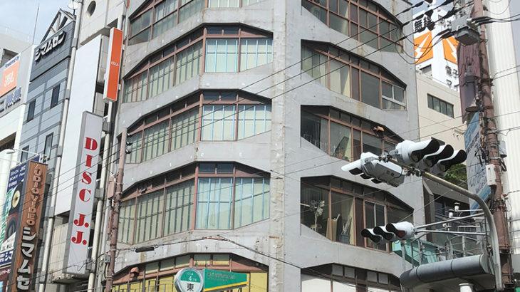 日本橋4丁目のauショップは今月13日で閉店
