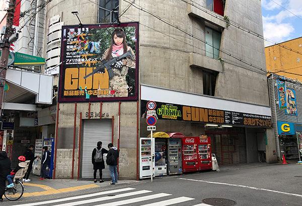プリンセスカフェ、日本橋2店舗目の「大阪新館」は3月で営業終了