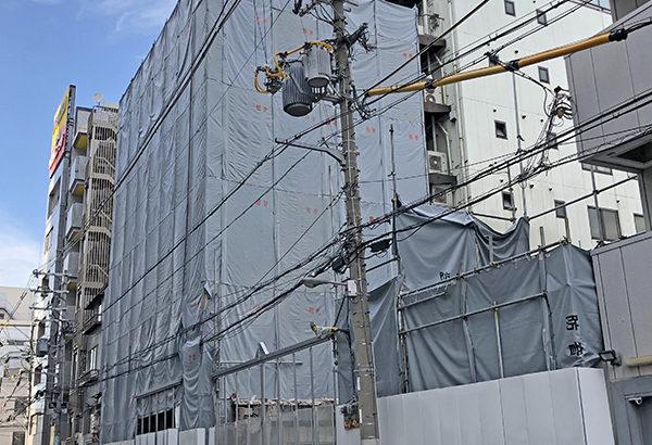 日本橋5丁目で新たなホテル建設計画 インバウンド特化型か