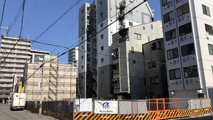 日本橋4丁目の銭湯「日本橋湯」跡でホテル建設計画