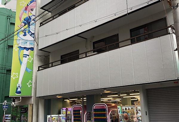 日本橋4丁目にクレーンゲーム専門店「片翼の天使」がオープン