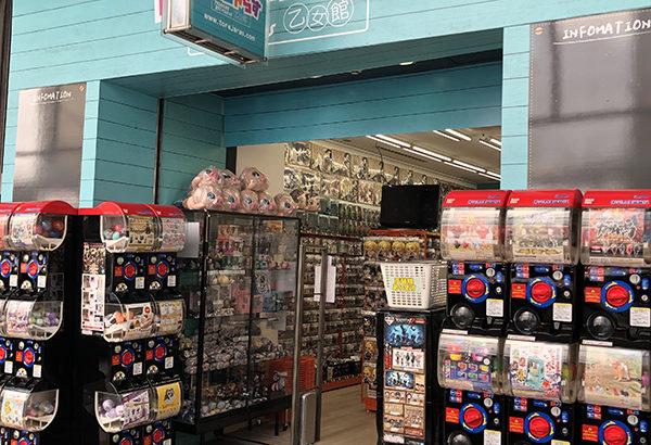 とれじゃらす、日本橋2号店を移転リニューアル 店舗名も「乙女館」に